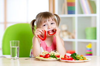 Tips to Help Your Child Eat Healthier